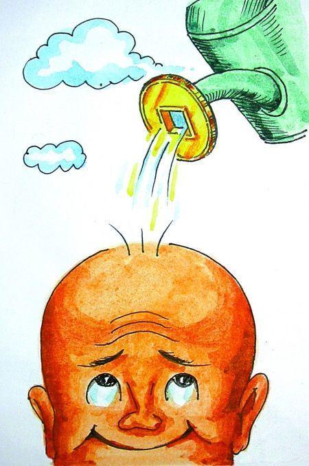 女性严重脱发是什么病?求女性掉头发严重小偏方